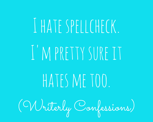 SpellcheckConfession