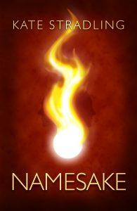 cover reveal: Namesake by Kate Stradling