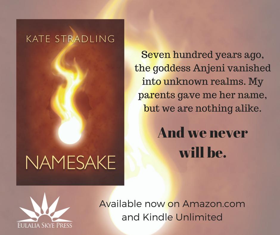 Namesake book release