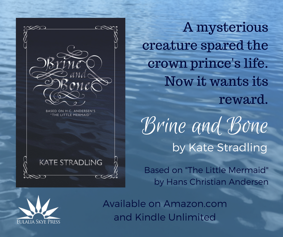 Brine and Bone novella release announcement
