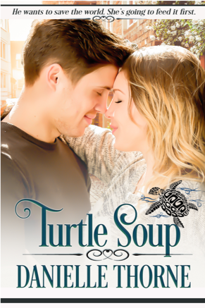 eleventh day giveaway: Turtle Soup by Danielle Thorne