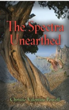 seventh day giveaway: The Spectra Unearthed by Christie Valentine Powell