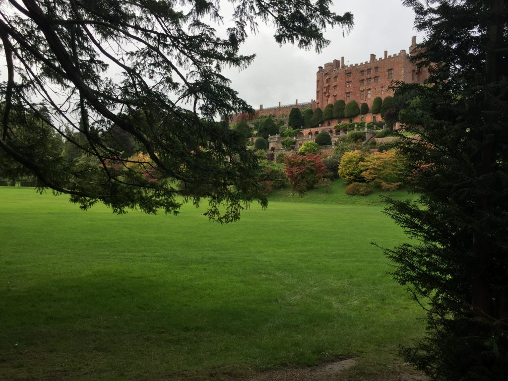 Powis Castle and Grounds September 2019