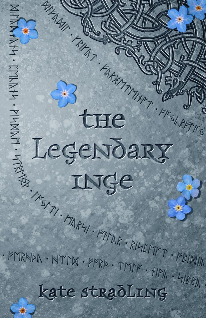 Cover image for The Legendary Inge by Kate Stradling
